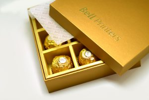 Baklava box packaging