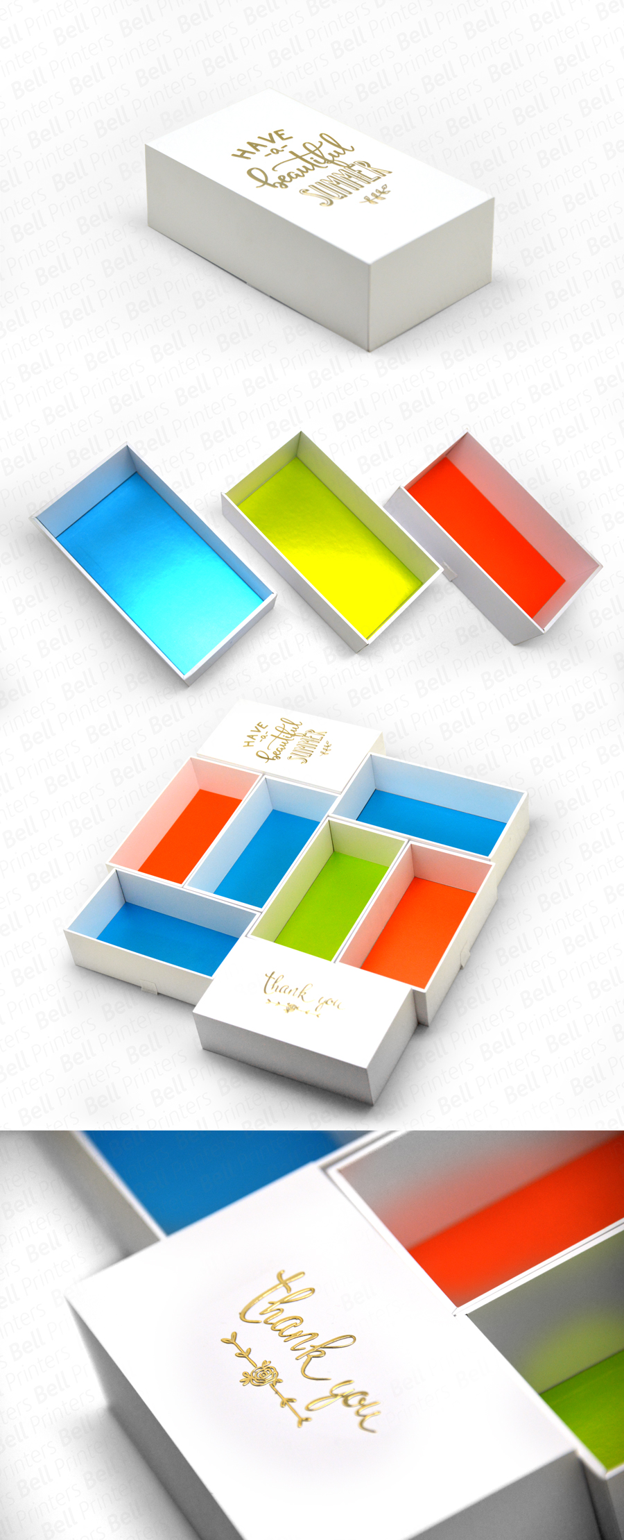 Luxury Packaging Boxes Supplier usa   Rigid box Manufacturer