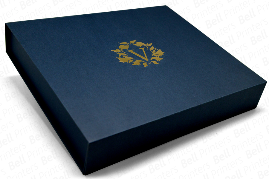 Luxury Flat Fold rigid box   Foldable Packaging Boxes