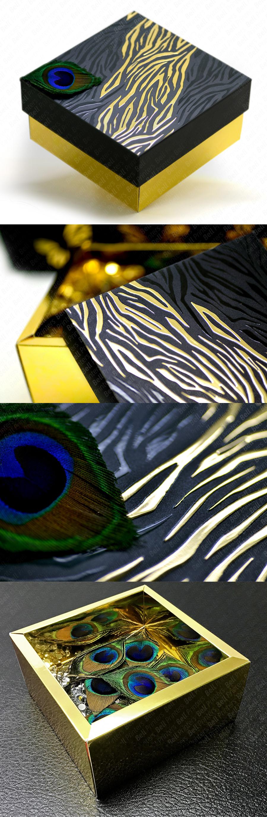 Luxury Safari Rigid Box | rigid box packaging india | custom rigid boxes