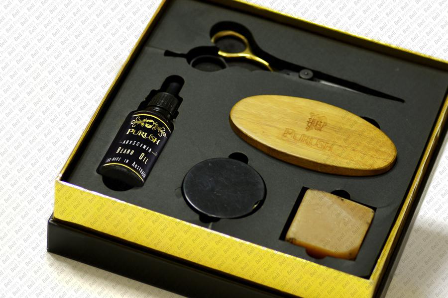 Premium Grooming Kit Packaging boxes