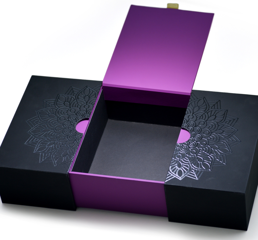 Luxury Rigid Box Packaging - Packaging Box Manufacturers