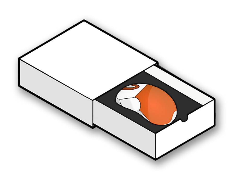 computer mouse box | electronic devices  box | luxury box