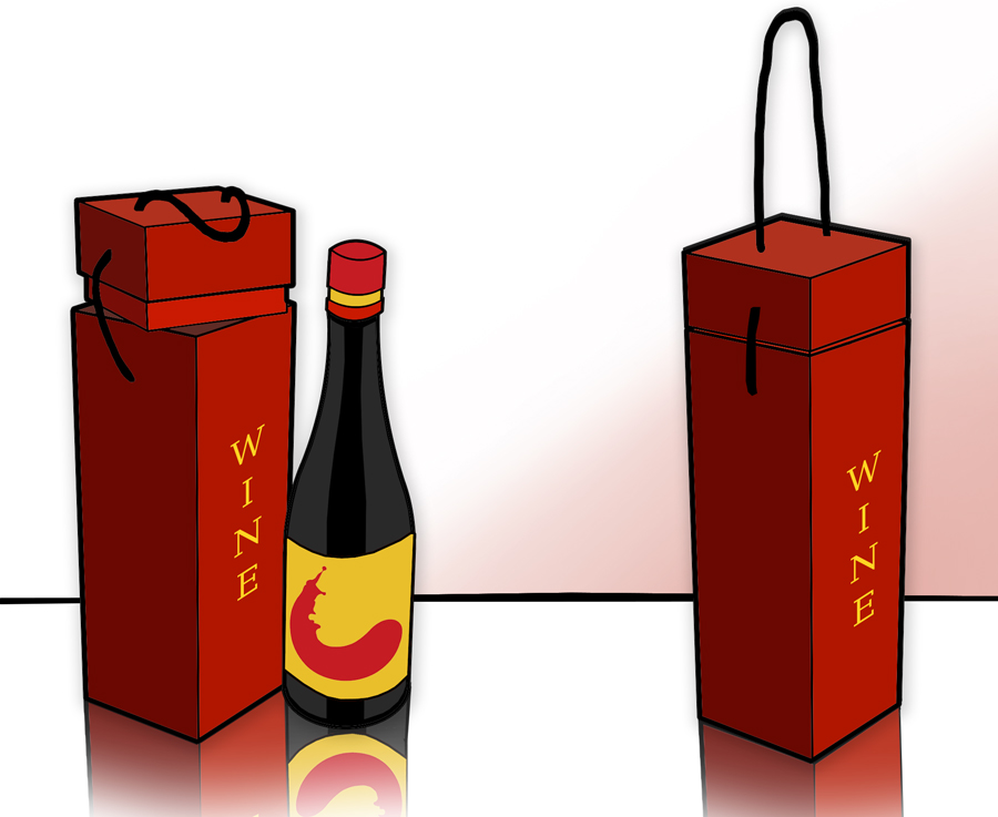 Premium Wine and spirits Packaging Boxes Manufacturer