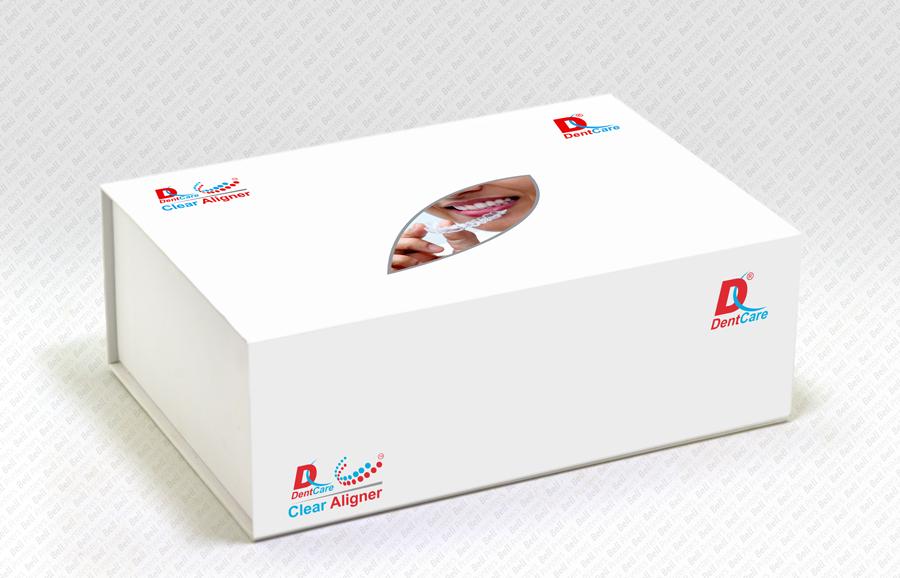artificial teeth packaging box   dental tools packaging box