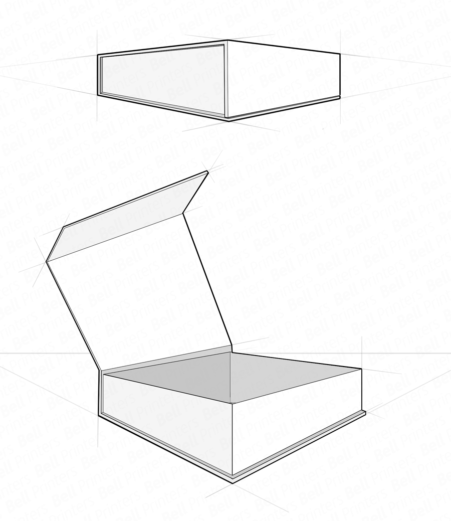 clamshell packaging suppliers in india | Luxury Rigid Box