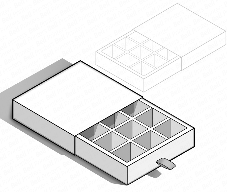 drawer box packaging india | custom boxes with logo