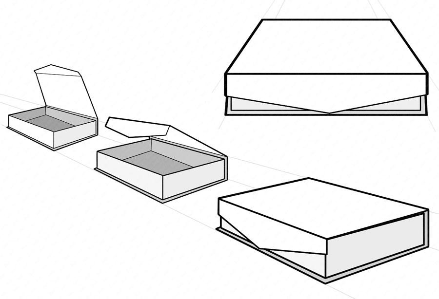 Luxury Rigid box supplier in india | Luxury rigid box packaging