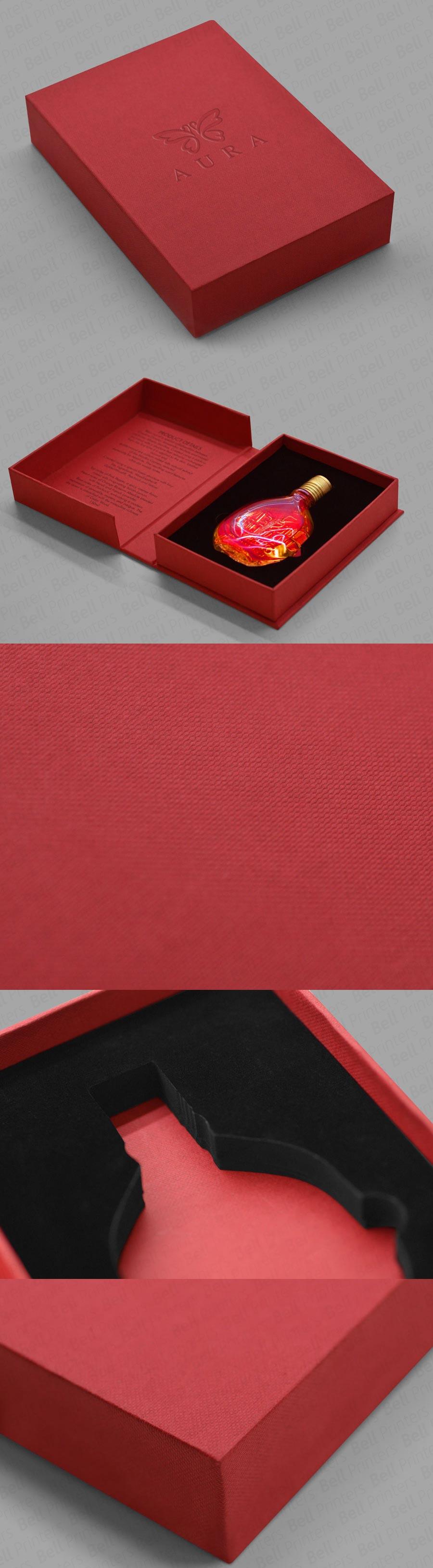 Luxury perfume boxes packaging | Premium Scent Box