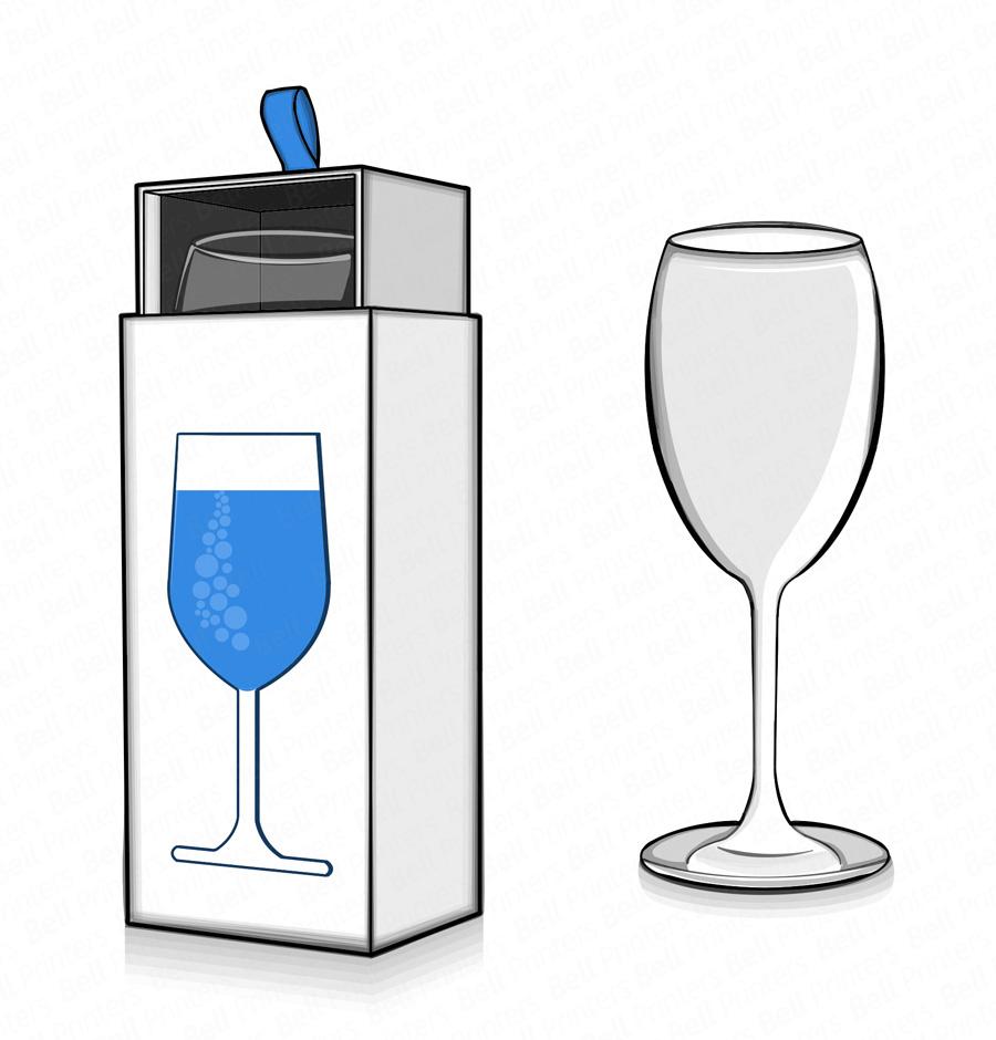 Luxury wine packaging boxes | wine gift box packaging