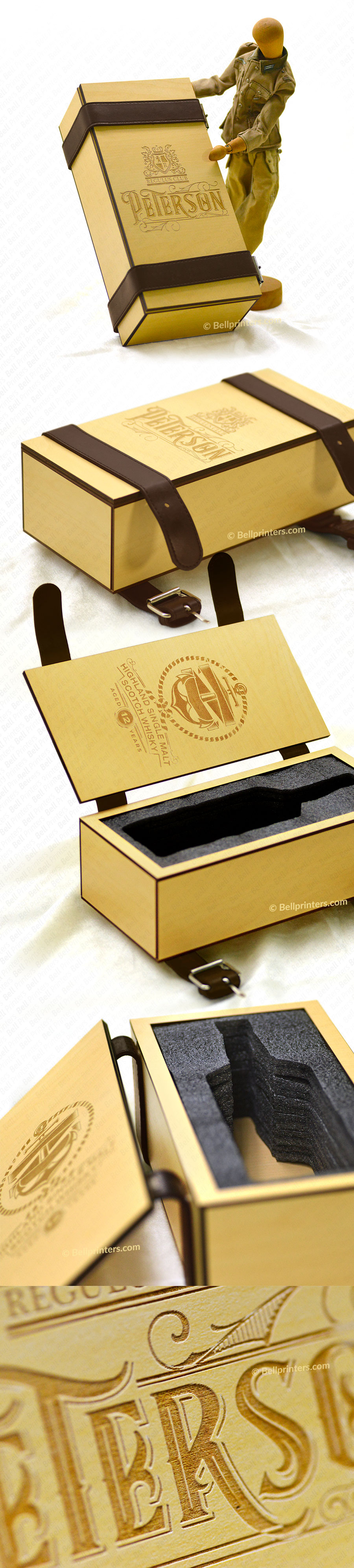 Premium wine Packaging Boxes |  Luxury whisky Gift box