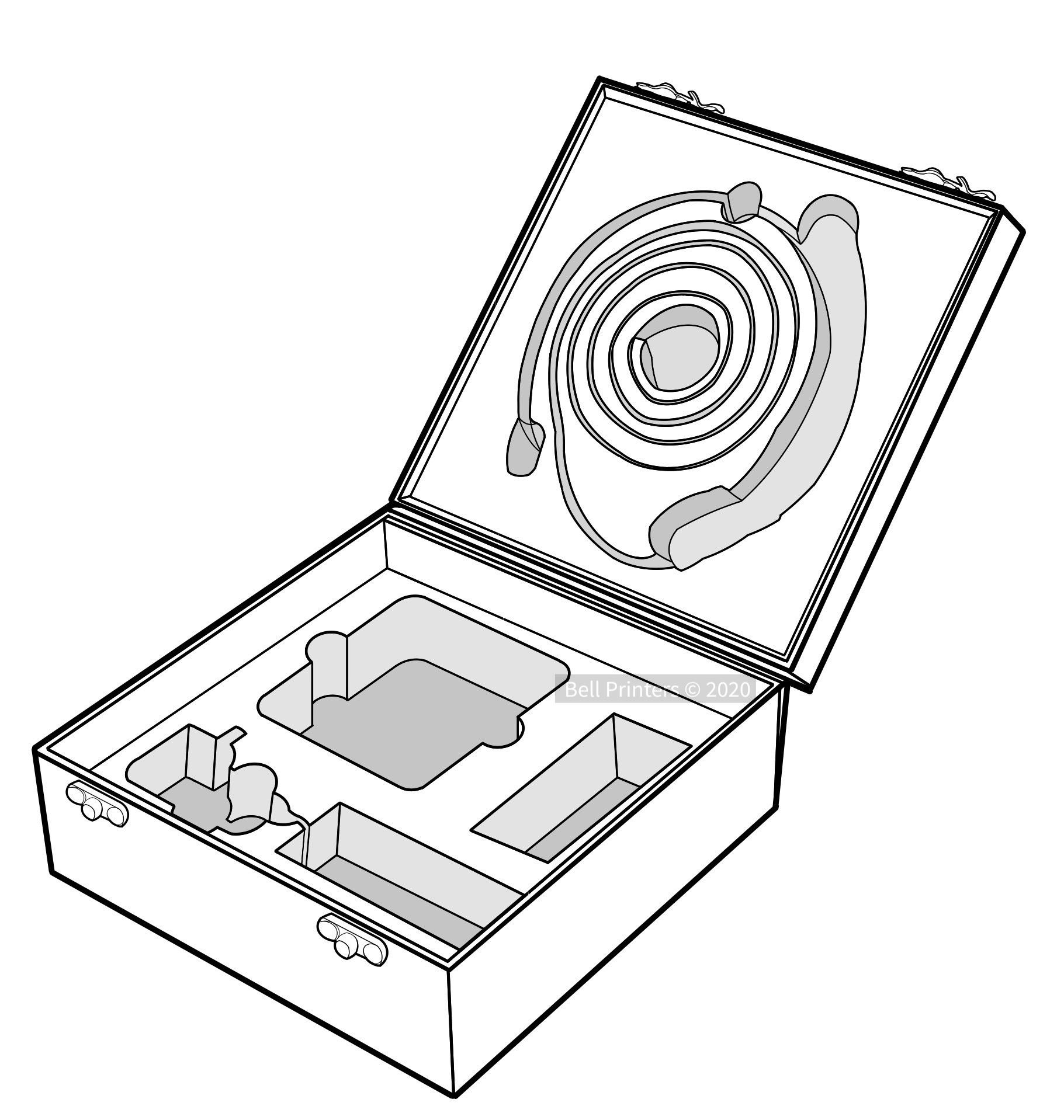 microphone box visualisation