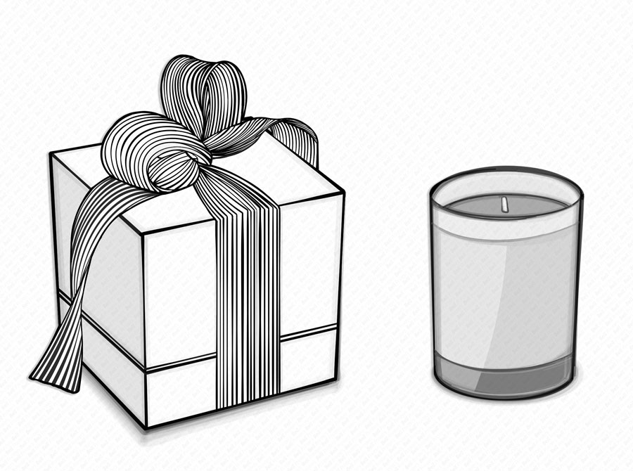 Luxury Candle Packaging Boxes | rigid candle boxes | Luxury Box