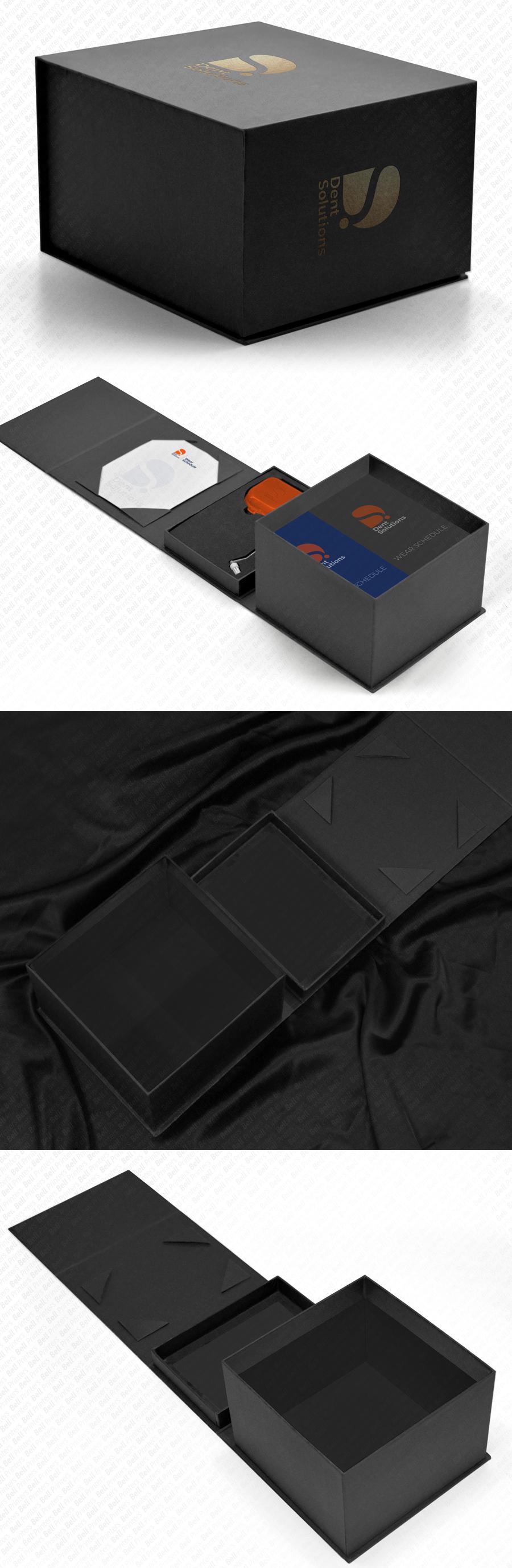 Luxury  Dental Packaging Boxes    Premium Dental accessories boxes