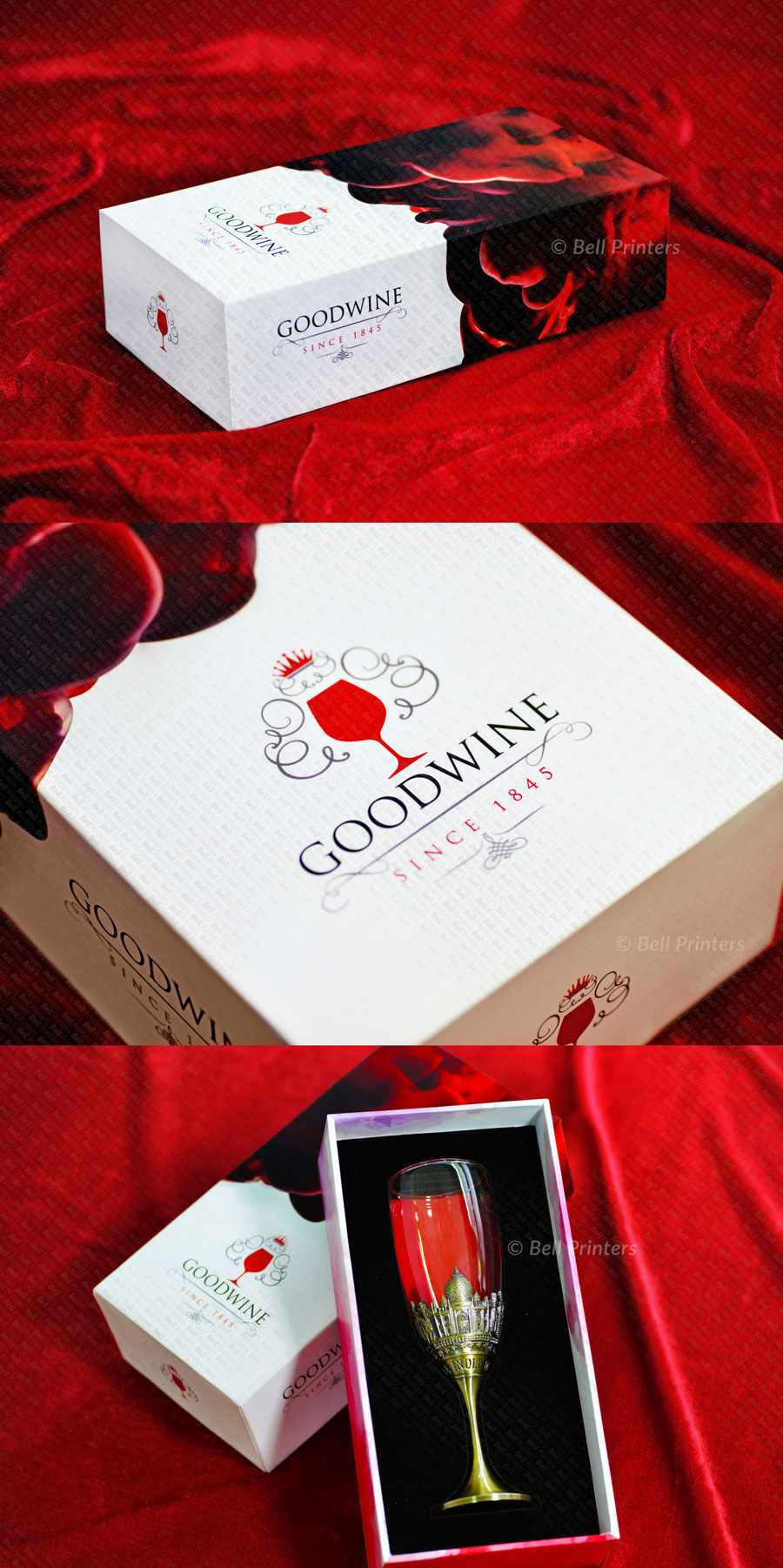 Premium souvenir glass Packaging Boxes Manufacturer in India