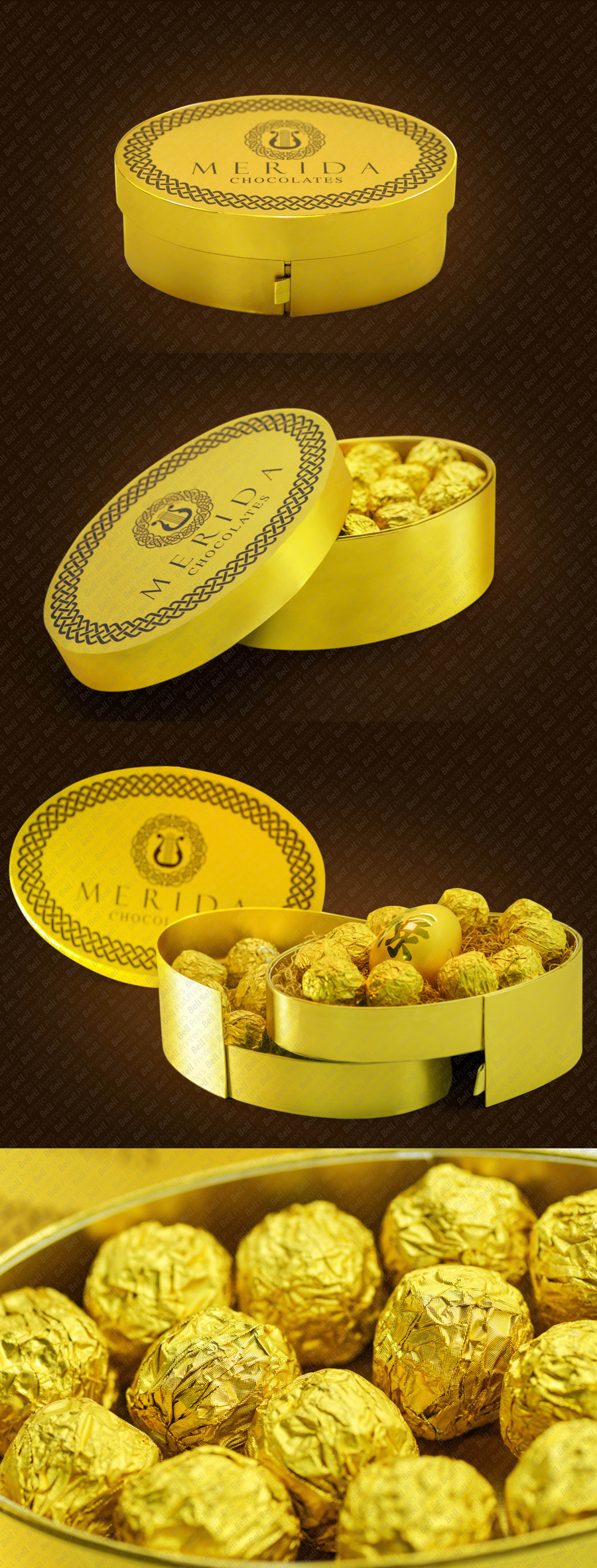 Innovative chocolate Packaging Boxes Manufacturer In India